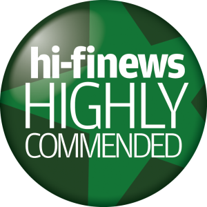 HFN Highly Commended